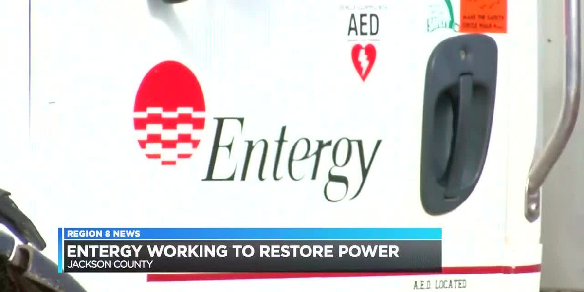 Entergy Working to Restore Power