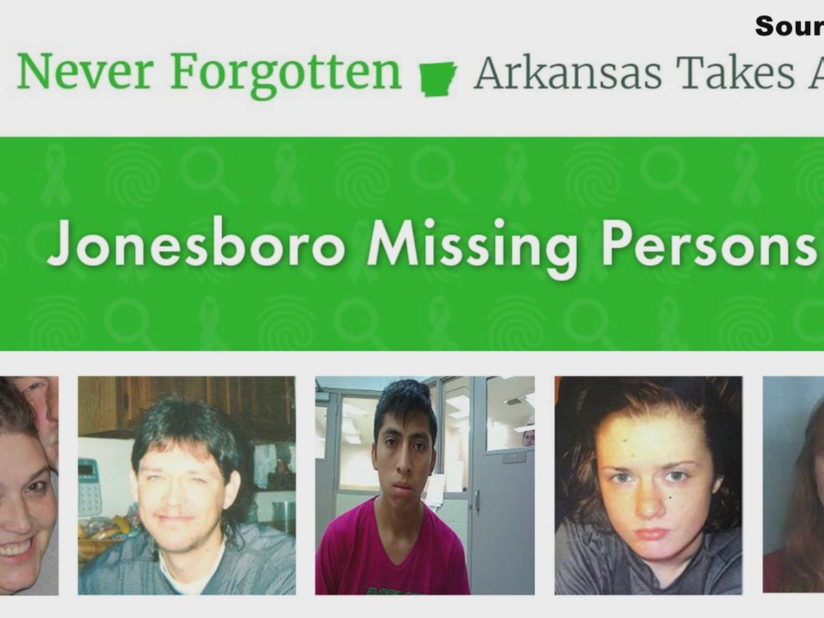 Jonesboro police launch website to find missing people