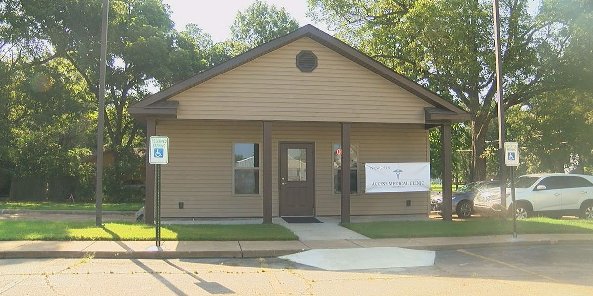 New medical clinic brings health care to rural community