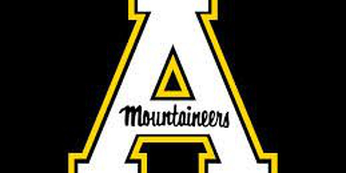 On the other sideline: Appalachian State