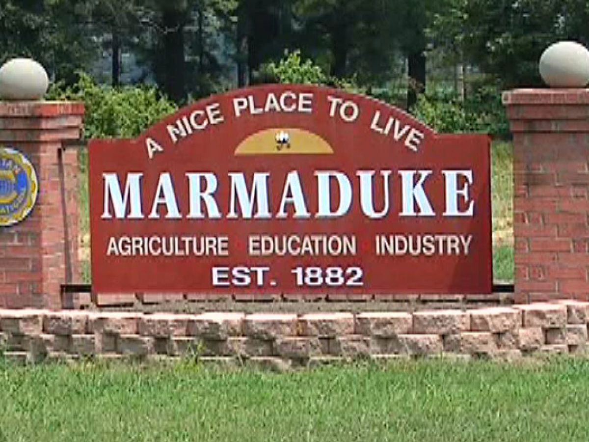 Marmaduke could get a roundabout
