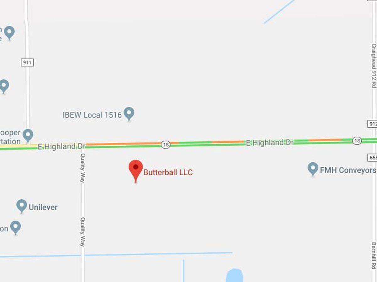 Multi-vehicle crash on Highland Drive injures one, police say