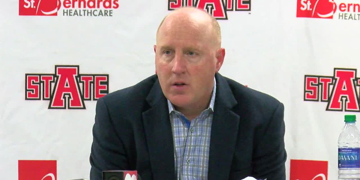 Red Wolves Raw: A-State women react after win over Tulsa