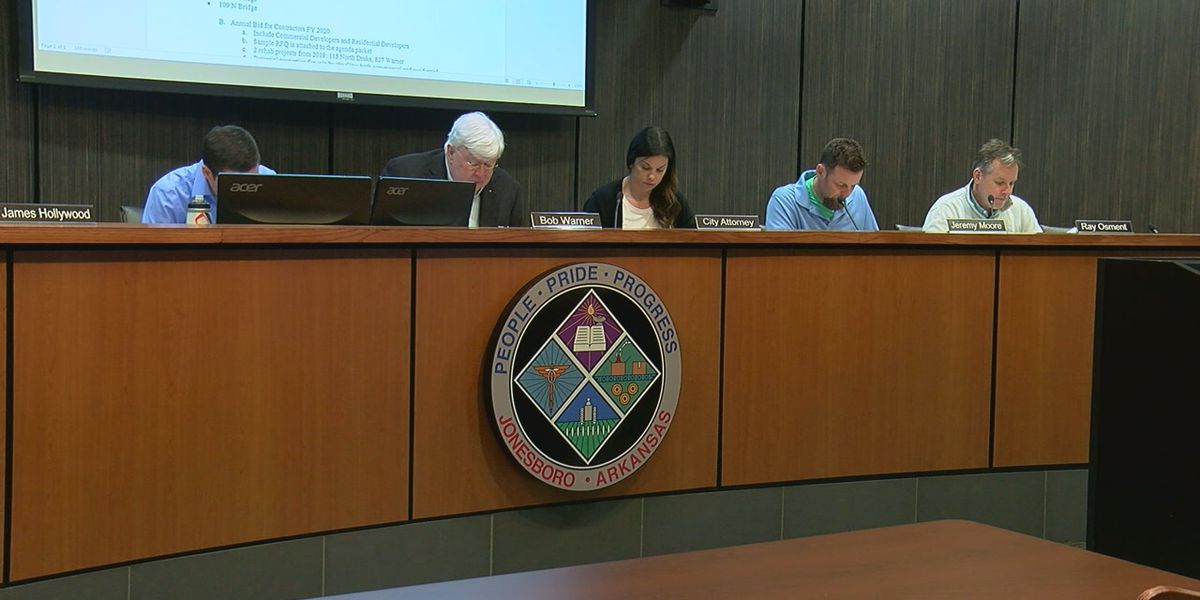 Land Commission works on 'plan of action' for several properties in Jonesboro