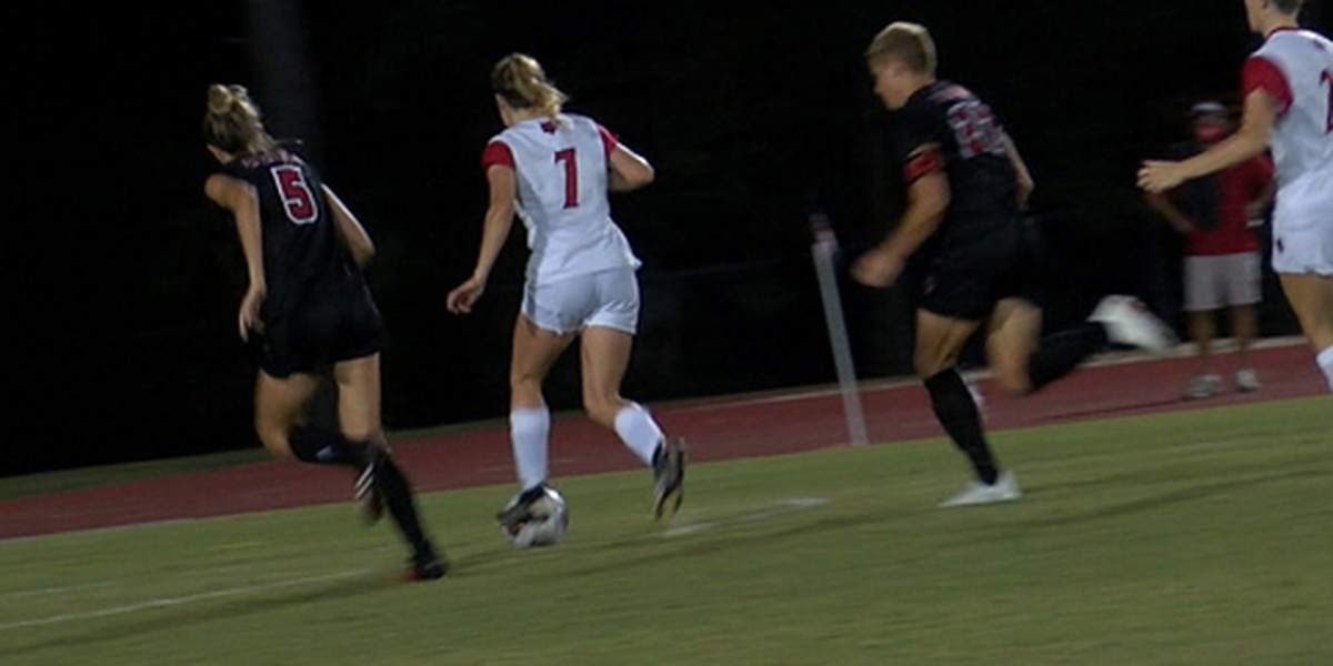 Arkansas State women's soccer beats Louisiana to move atop SBC standings