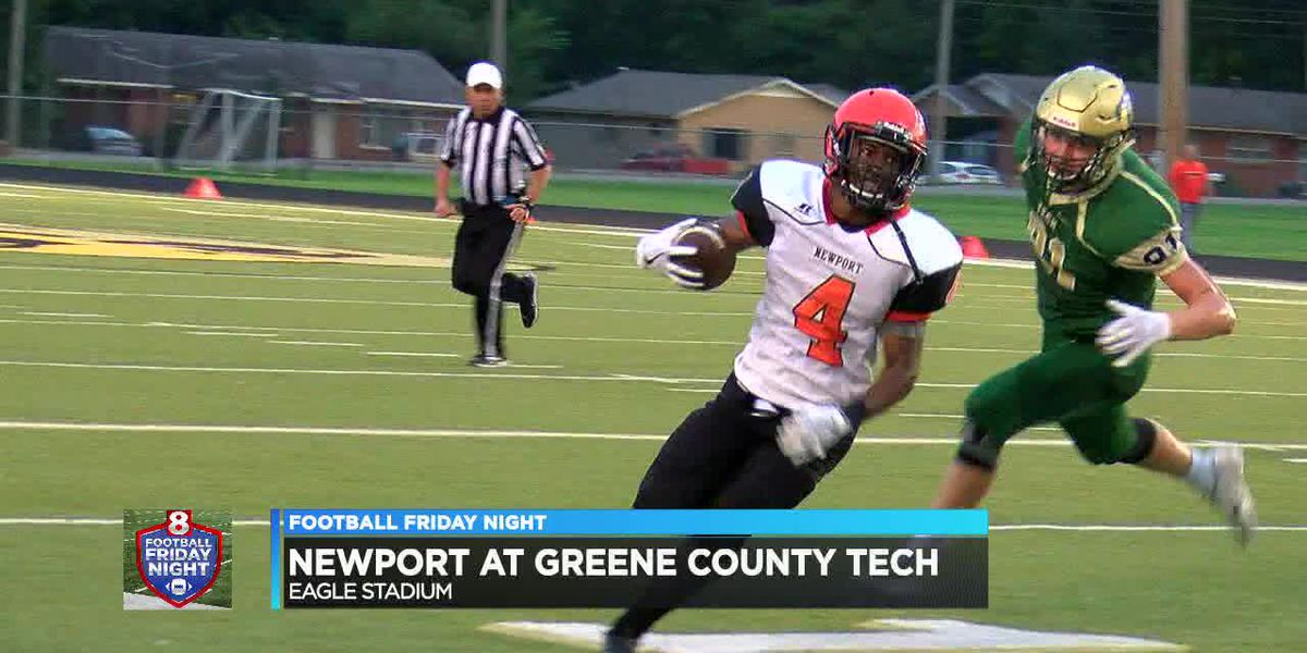 Newport puts 60 on the board in win at GCT