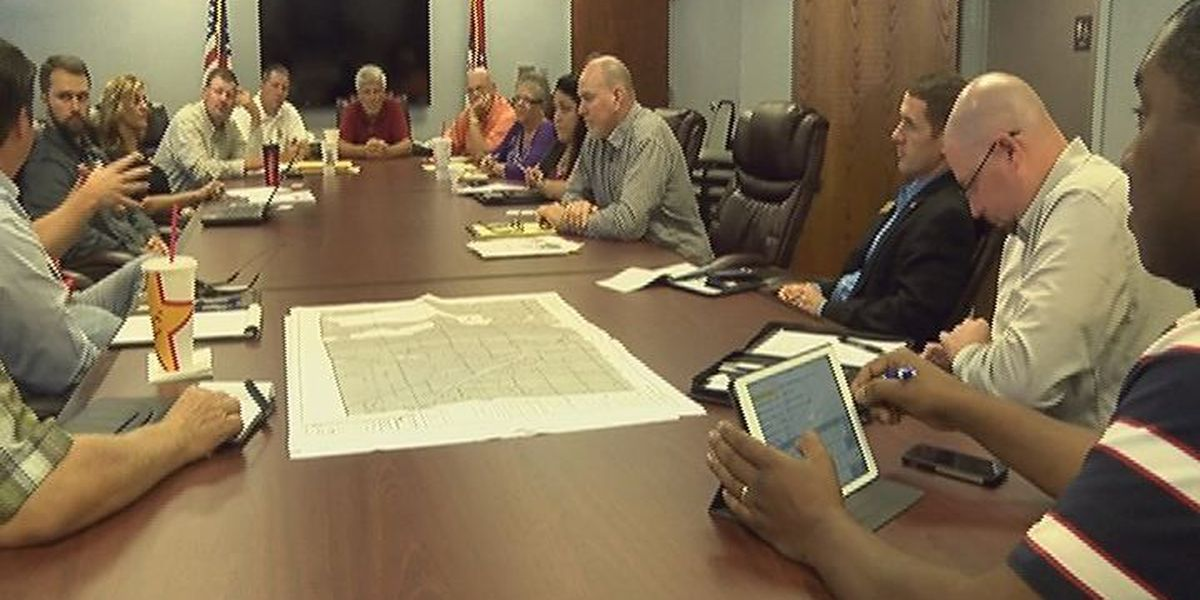 FEMA meets with Craighead Co. to discuss flood zones