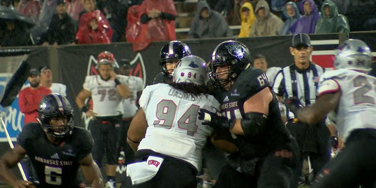 Arkansas State center Jacob Still on Rimington watch list
