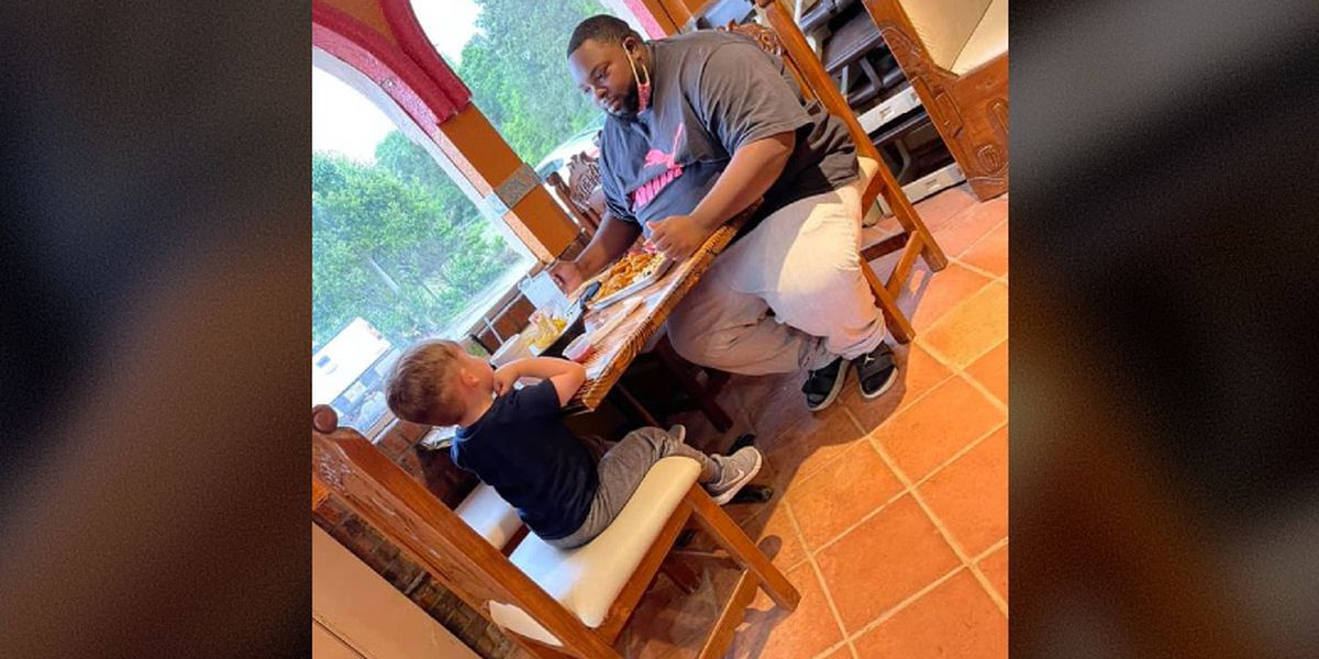 'It's the small things!': Meal shared between strangers at Mississippi restaurant goes viral