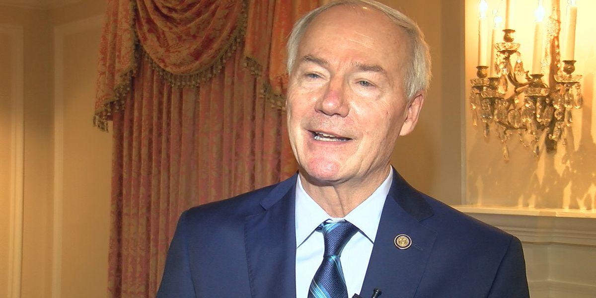 Governor shares plans for legislative session