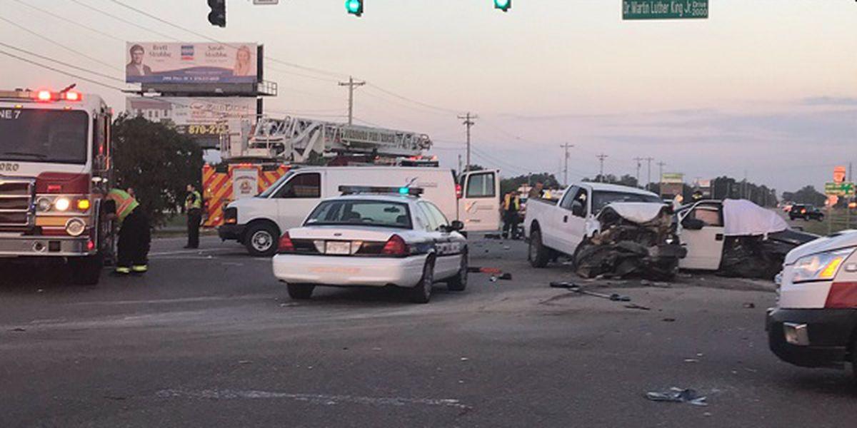 Names released in deadly Jonesboro crash