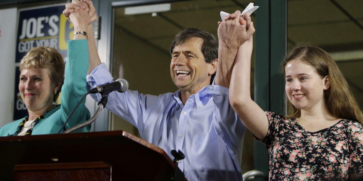 Former congressman Joe Sestak launches presidential campaign