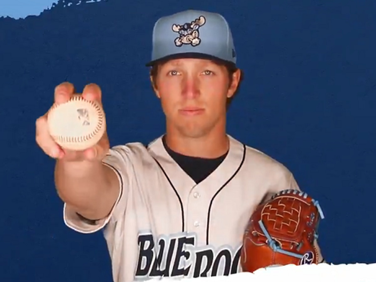 Arkansas State alum Tyler Zuber gets save in Carolina League All-Star Game