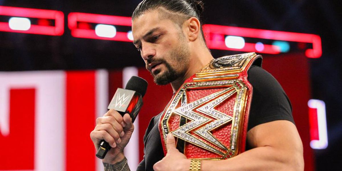 Pro wrestling star Roman Reigns diagnosed with leukemia