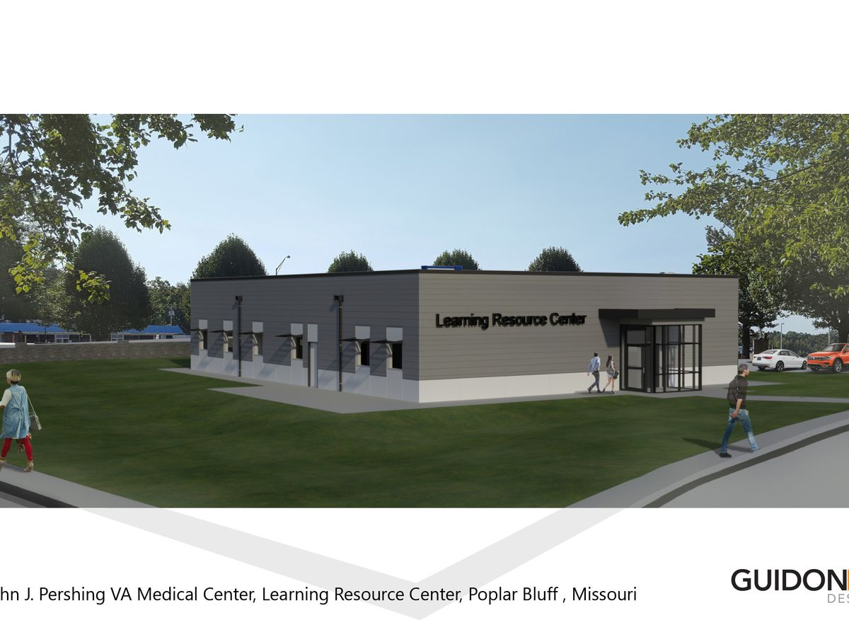 Poplar Bluff VA holding groundbreaking ceremony for learning resource center