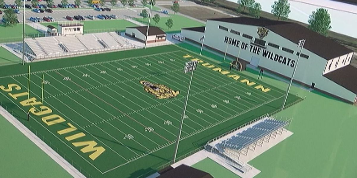 Football/field house project approved in Trumann