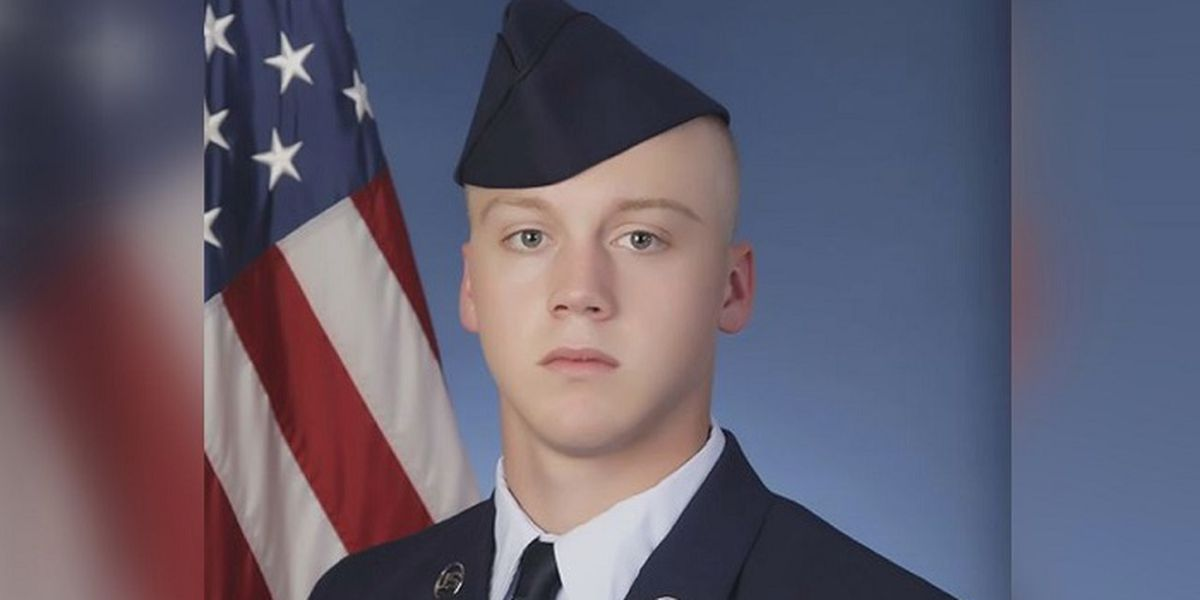Region 8 Salute: Airman Alex Loyd