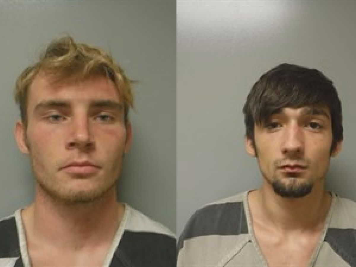 Two accused of killing man appear in court