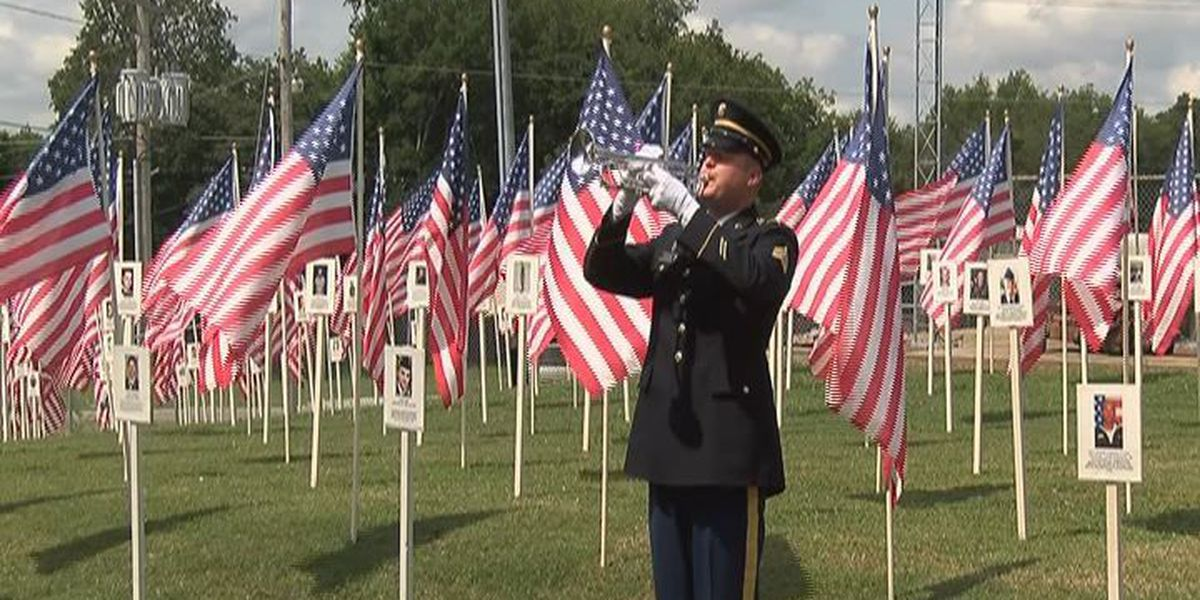 Independence County Fair honors veterans with special ceremony