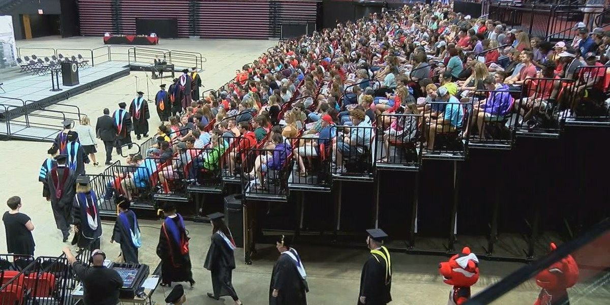 A-State freshmen are introduced to the university