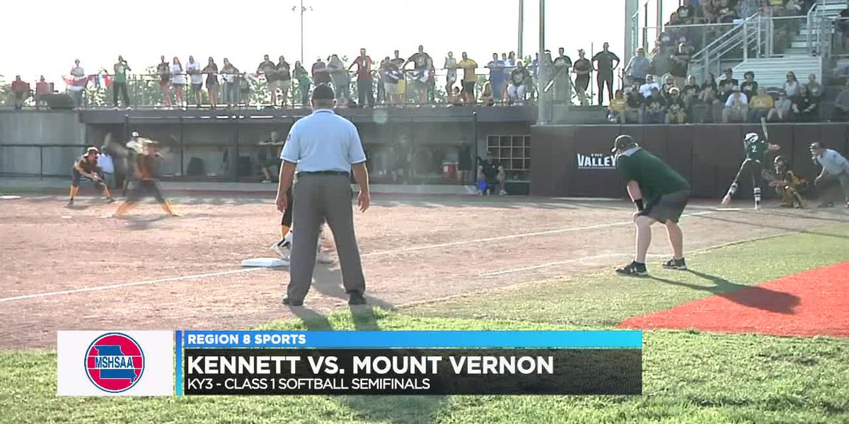 Kennett softball rallies to beat Mount Vernon, advance to Class 1 state championship game