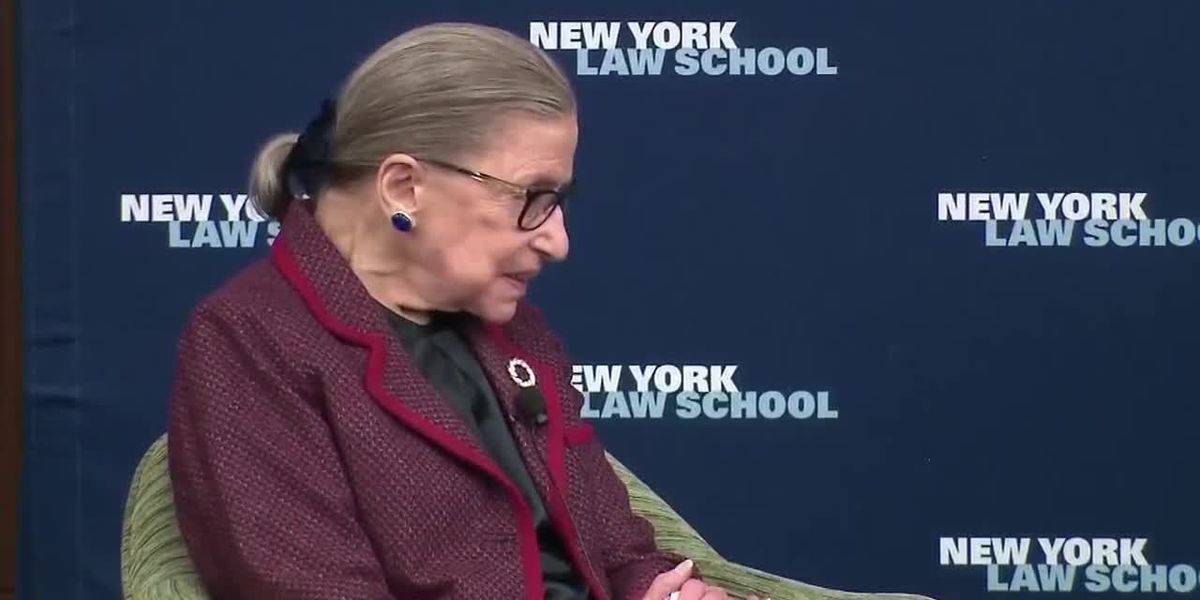 Ginsburg to speak at Clinton Foundation lecture series