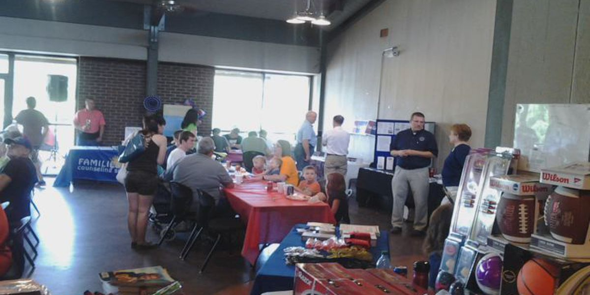 ASU Beck PRIDE hosts 7th annual Veterans Patriotic Picnic and Health and Wellness Education Fair