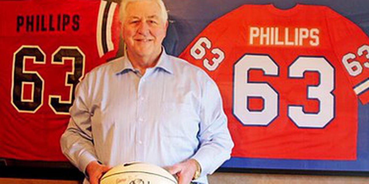Arkansas State football great Bill Phillips passes away