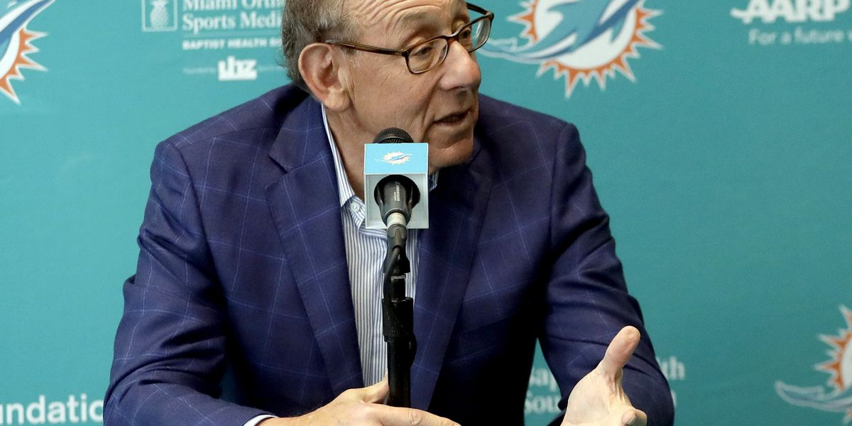Dolphins fire Gase after 7-9 season; Tannenbaum demoted