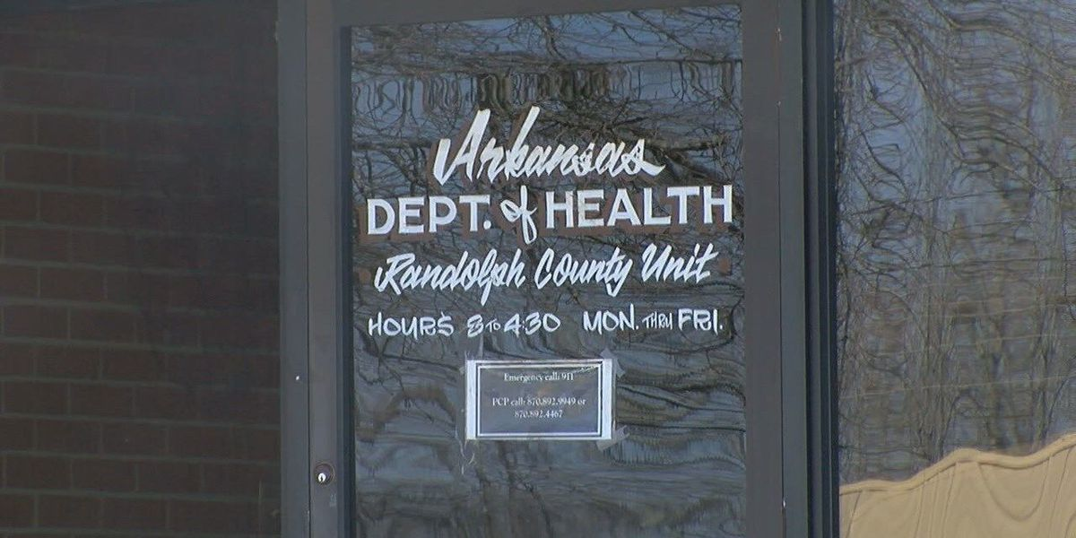 Randolph County to apply for grant for new health department