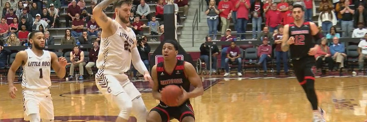 'Take that s*** back to Jonesboro,' UALR fined for poor sportsmanship against A-State