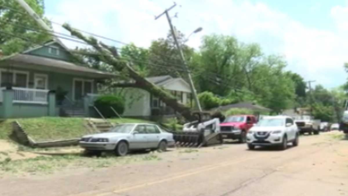 Tupelo residents, leaders thankful Sunday's tornado left no casualties