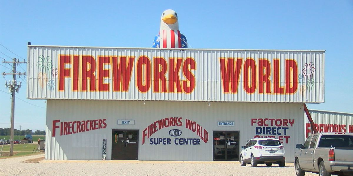 Fireworks World sees boom in early sales
