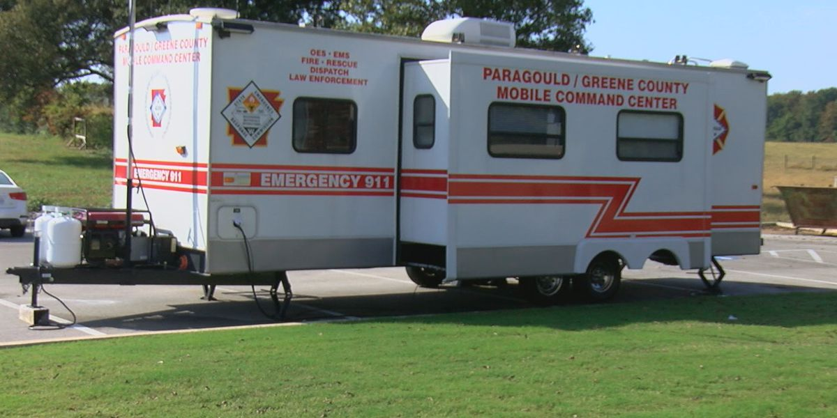 Mobile command center to help enhance emergency response in area county