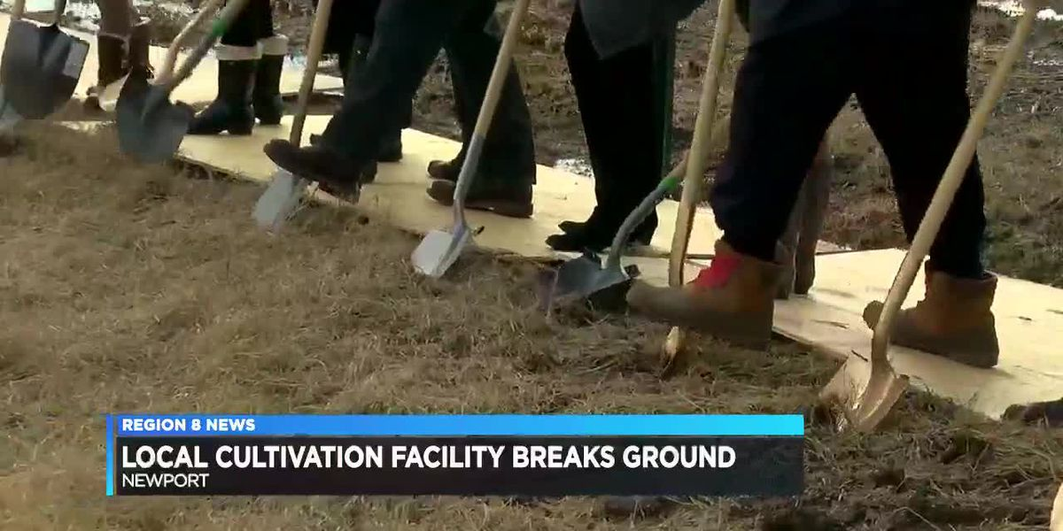 Medical marijuana cultivation facility breaks ground in Jackson County
