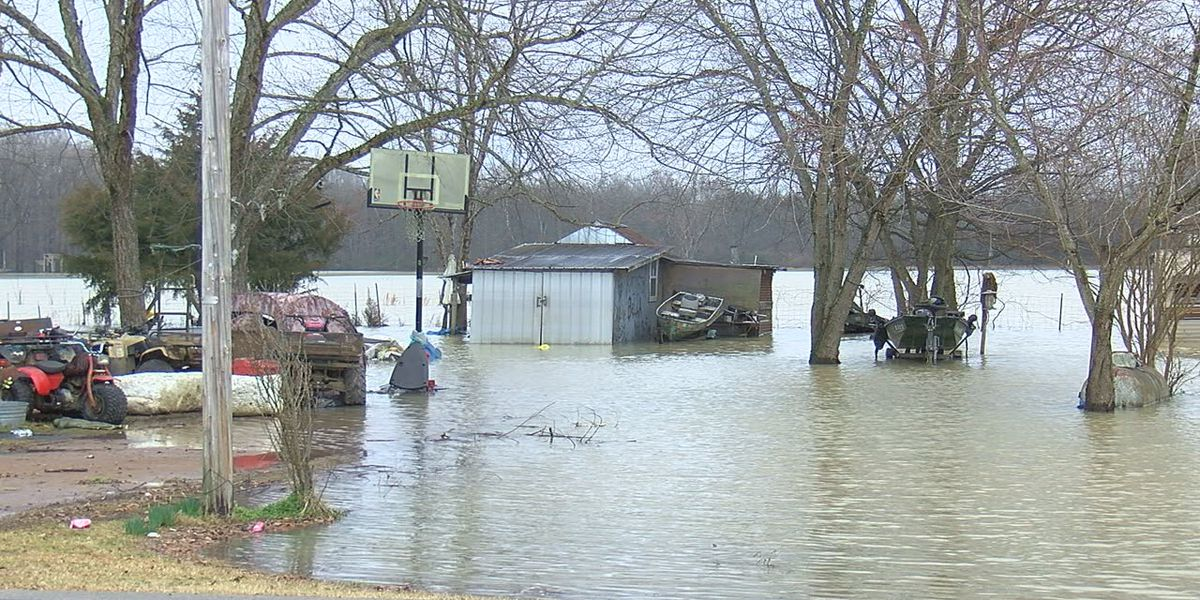Jackson County residents experience flooding in higher risk flood areas