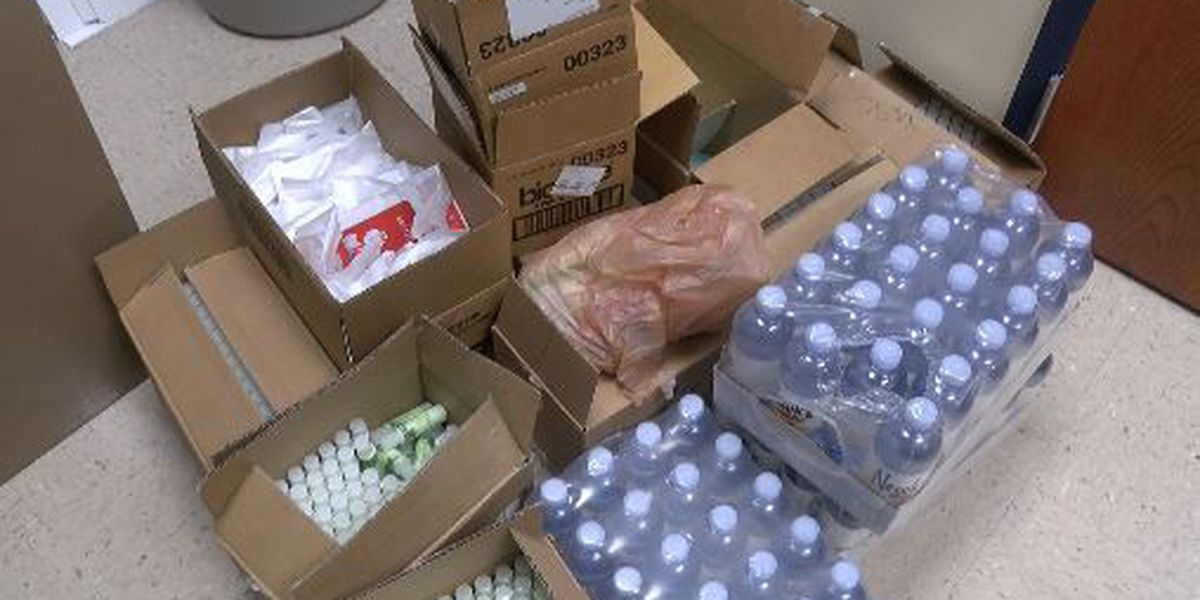 Students start project to help homeless in Region 8
