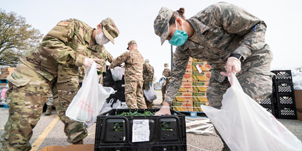Missouri National Guard mobilization for COVID-19 extended
