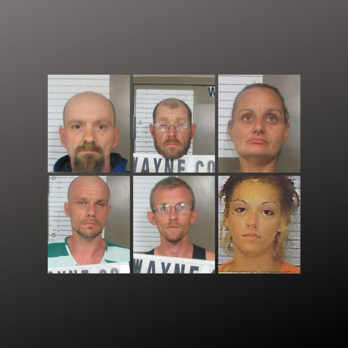 6 charged in connection with murder in Ripley Co , Mo