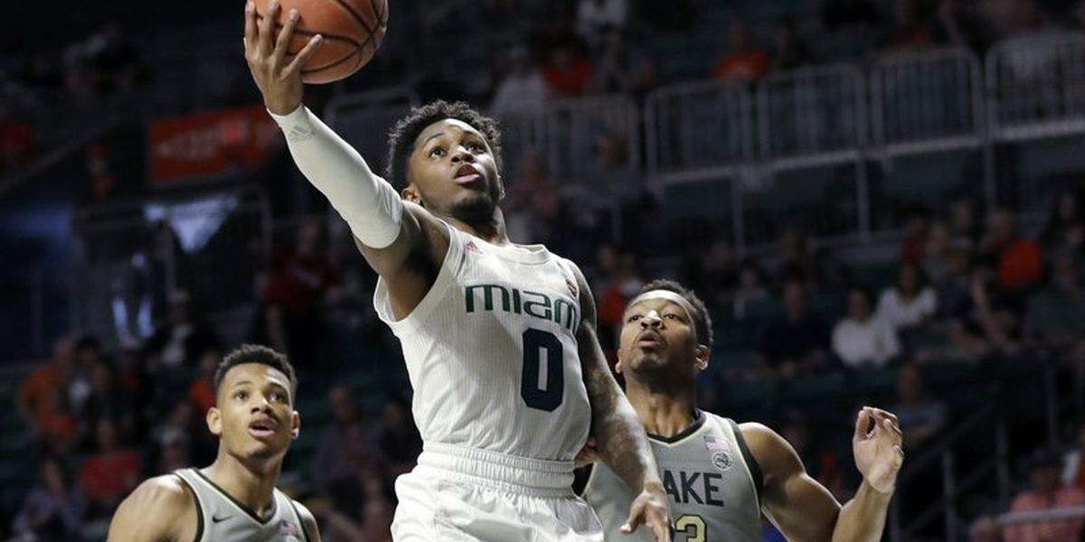 Former Miami guard Chris Lykes signs with Razorback basketball