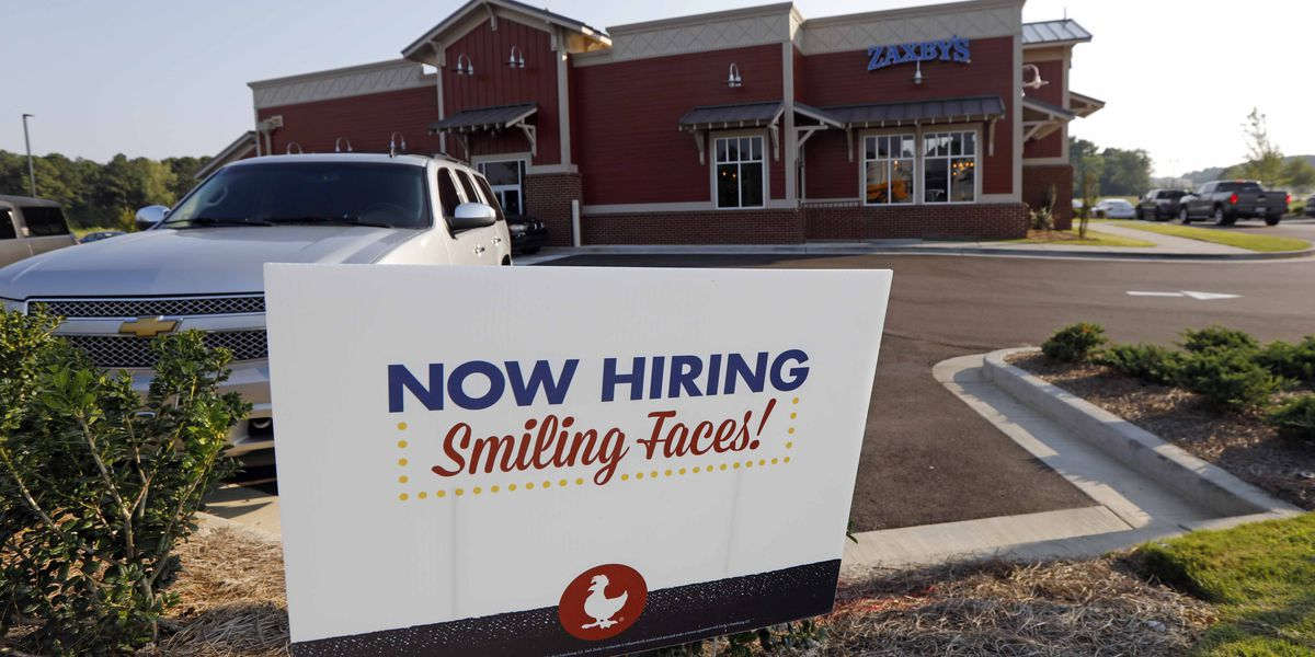 US hiring picked up in August as pay surged most in 9 years