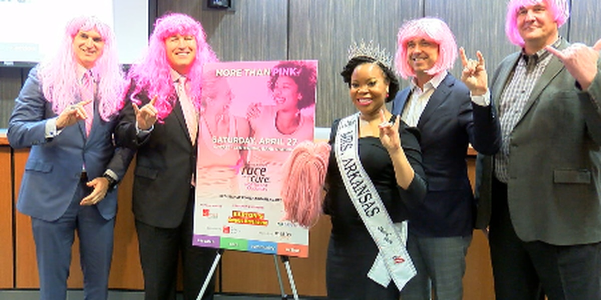 Race for the Cure Press Conference
