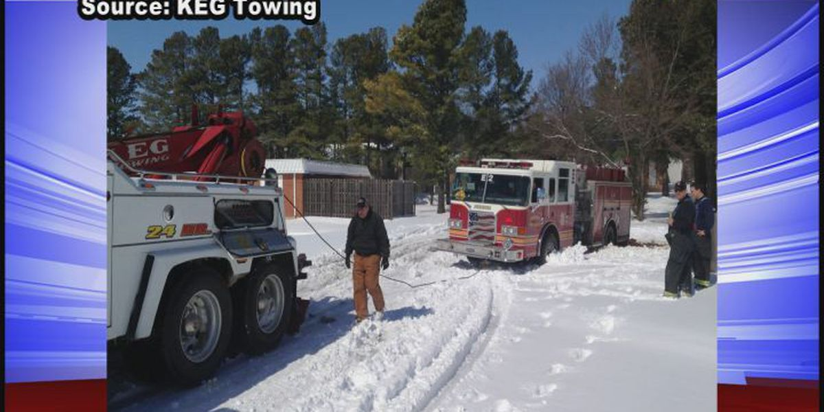 AHTD plans to repeat process to clear roads