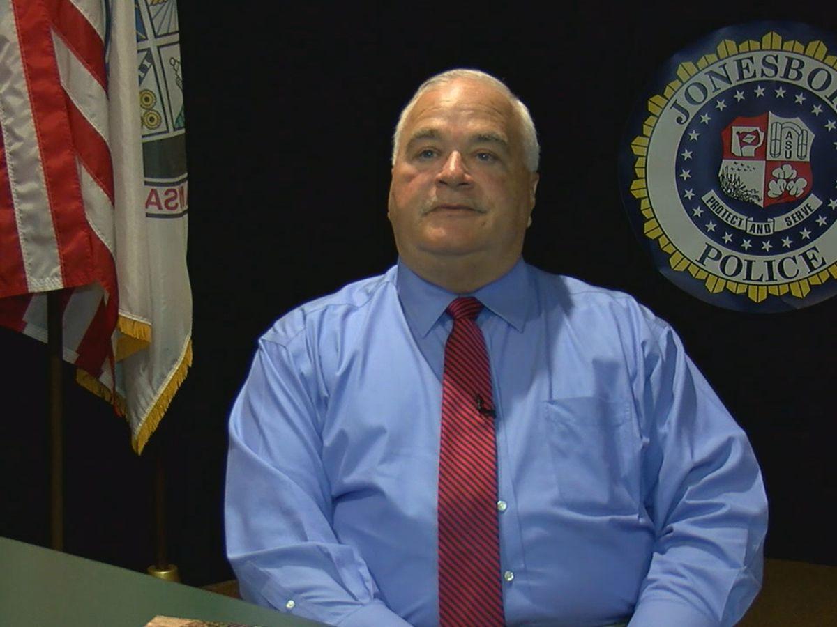 Jonesboro Police Chief Rick Elliott reflects on tornado 6 months later