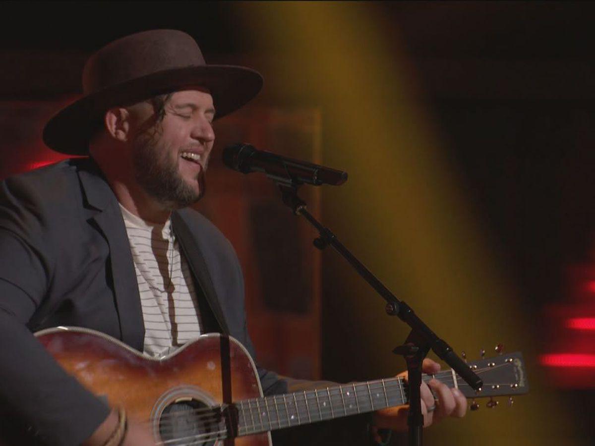 Grandparents praise Newport man performing on NBC's The Voice