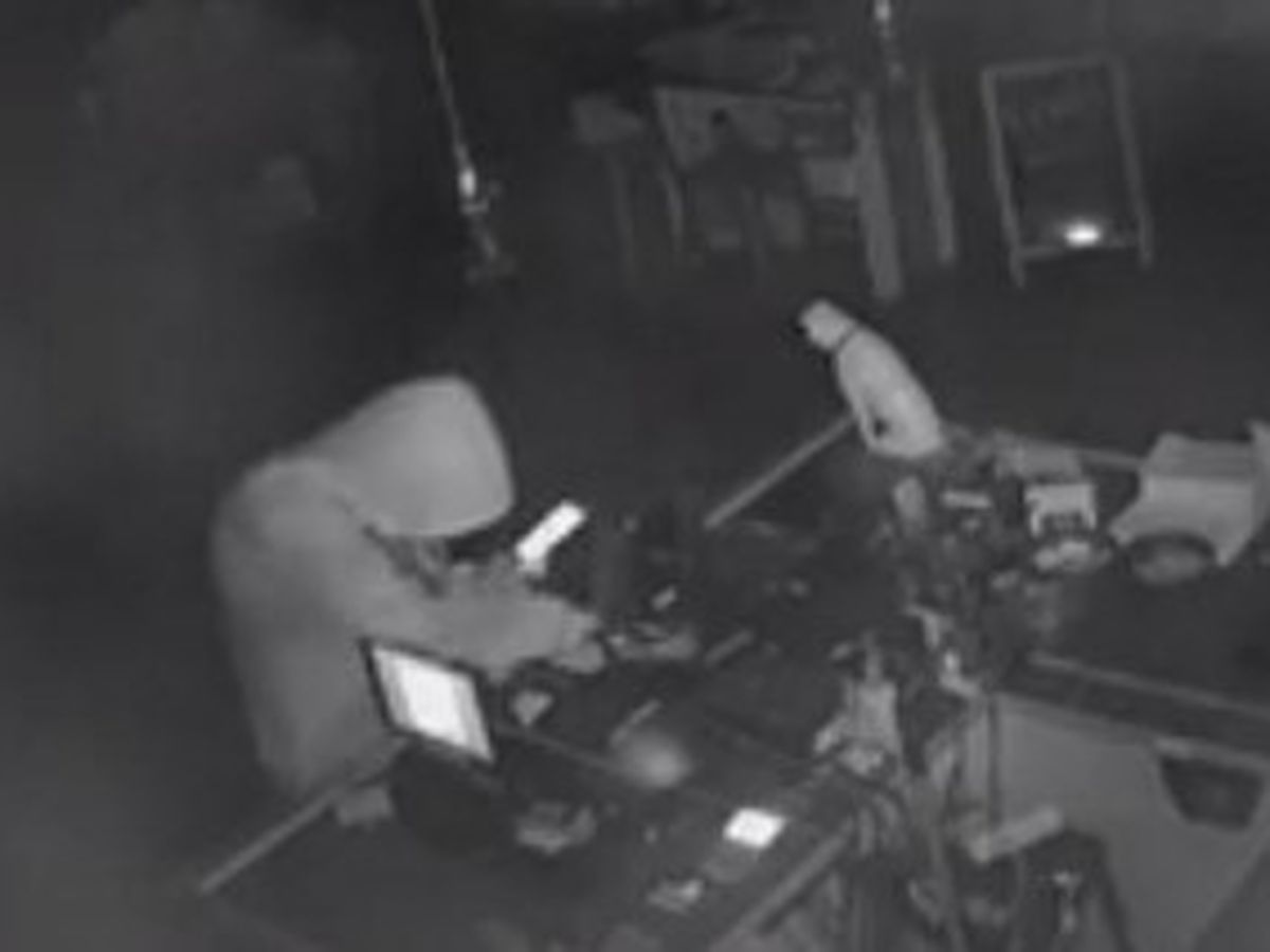 Police release video of apparent business burglary