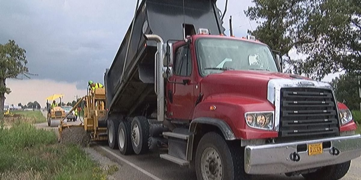 County gets new road equipment