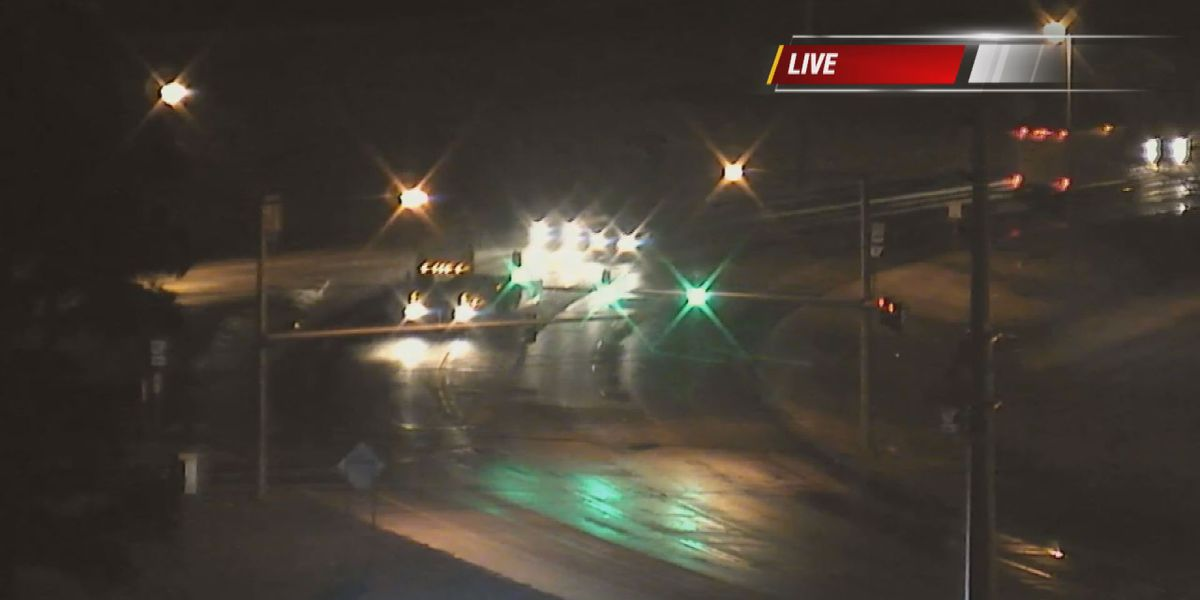 Road conditions could worsen today. LIVE details now on GMR8.
