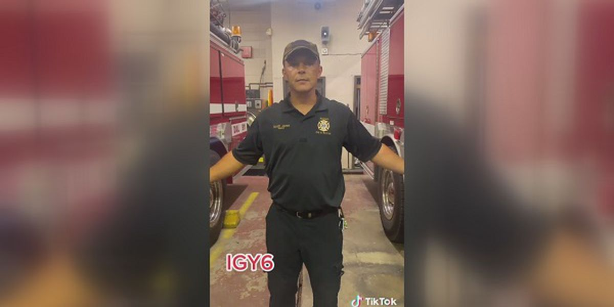 Kennett firefighter goes viral on TikTok