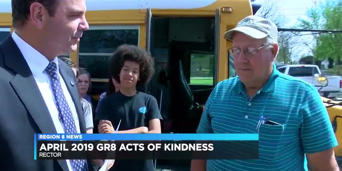 Gr8 Acts of Kindness: Gene Ellis
